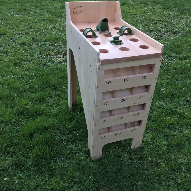 jeu en bois