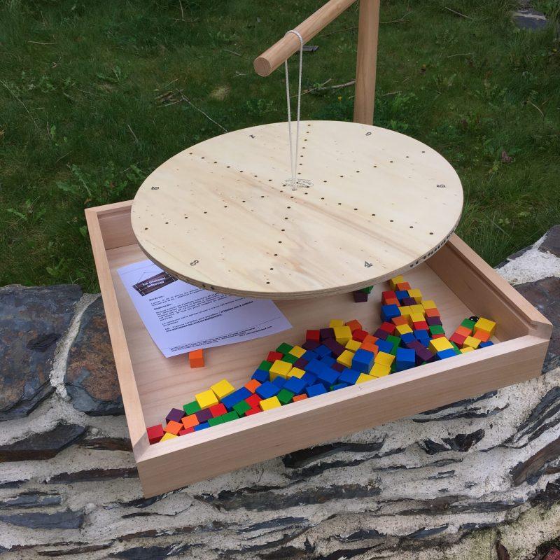 animation jeu en bois