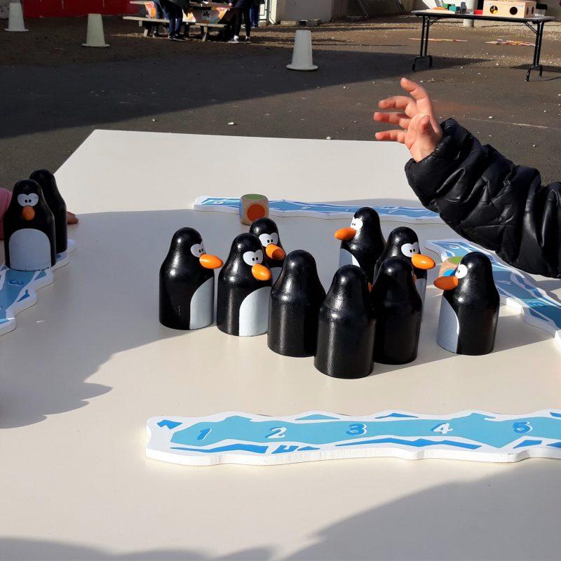 jeu société pingouins